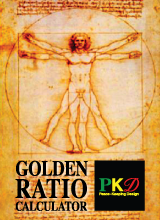 golden ratio calcurator